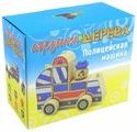Конструктор Мир деревянных игрушек Автомобиль-конструктор Д059 №1