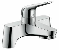 Однорычажный смеситель для ванны hansgrohe Novus 71043000