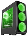 Компьютерный корпус Genesis Titan 750 Black/green