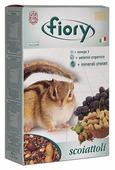 Корм для белок Fiory Superpremium Scoiattoli