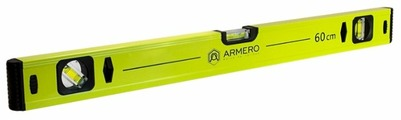 Уровень брусковый 3 глаз. Armero A136/060 60 см