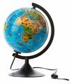 Глобус зоогеографический Globen Детский Классик 210 мм (К012100206)