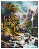"""Schipper Картина по номерам """"Высокогорье"""" 40х50 см (9130430)"""