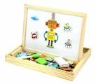 Доска для рисования детская База игрушек Роботы (2015)