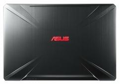 "Ноутбук ASUS TUF Gaming FX504GE (Intel Core i5 8300H 2300 MHz/15.6""/1920x1080/8GB/1000GB HDD/DVD нет/NVIDIA GeForce GTX 1050 Ti/Wi-Fi/Bluetooth/Без ОС)"