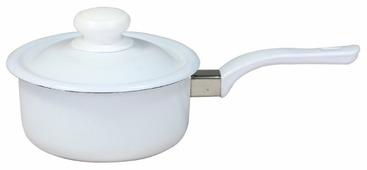 Ковш Лысьвенский завод эмалированной посуды С-1605П 0,6 л