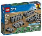Конструктор LEGO City 60205 Рельсы