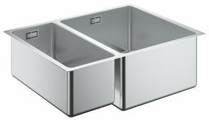 Врезная кухонная мойка Grohe K700U 31576SD0 58.5х44см нержавеющая сталь