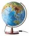 Глобус физико-политический Globen Элеганс 320 мм (Э013200233)