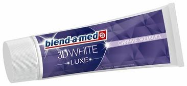 Зубная паста Blend-a-med 3D White Luxe Сияние Жемчуга мгновенный эффект