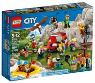 Конструктор LEGO City 60202 Любители активного отдыха
