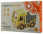 Винтовой конструктор Мир деревянных игрушек Д428 Самосвал
