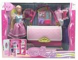Набор Shantou Gepai Anlily с сумкой-гардеробом, 99046