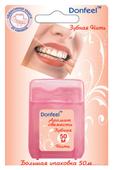 Donfeel зубная нить Аромат свежести 50 м