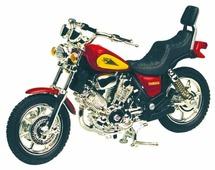 Мотоцикл Autotime (Autogrand) Yamaha VX1000 Virago 1986 (10120) 1:18