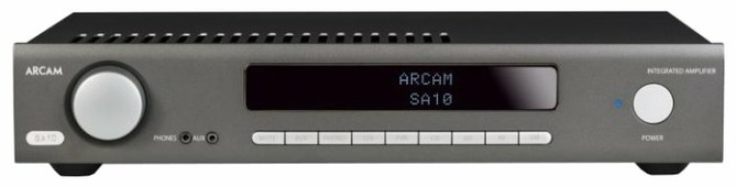 Интегральный усилитель Arcam HDA SA10