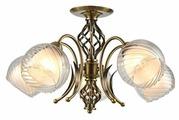Люстра Arte Lamp Dolcemente A1607PL-5AB, E27, 300 Вт