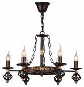 Люстра Arte Lamp Cartwheel A4550LM-6CK
