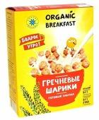 Сухой завтрак для детей Гречневые шарики, 100 гр