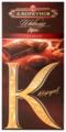 Шоколад Коркунов горький