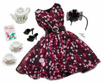 Barbie Чайный комплект для куклы Барби Tea Party