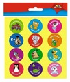 Апплика Наклейки поощрительные для школы и детского сада, 36 шт. (С3365)