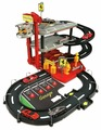 Bburago Игровой набор Ferrari 3-х уровневый паркинг, гараж 18-31204