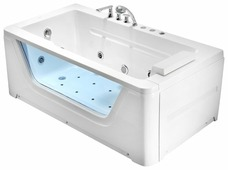 Ванна Gemy G9225 K акрил угловая