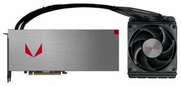 Видеокарта AMD Radeon RX Vega 64 Liquid 1406Mhz PCI-E 3.0 8192Mb 1890Mhz 2048 bit HDMI HDCP