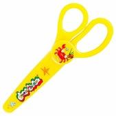 Каляка-Маляка Ножницы детские с пластиковым чехлом 100 мм