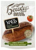 """БейкерВИЛЛЬ Смесь мучная """"Хлеб ржано-пшеничный"""", 0.41 кг"""