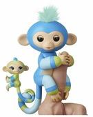 Интерактивная игрушка робот WowWee Fingerlings Ручная обезьянка с малышом