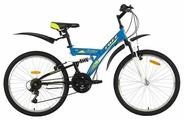Подростковый горный (MTB) велосипед Foxx Attack 24 (2018)