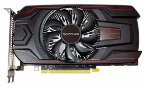 Видеокарта Sapphire Pulse Radeon RX 560 1226Mhz PCI-E 3.0 2048Mb 6000Mhz 128 bit DVI HDMI HDCP 45W