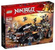 Конструктор LEGO Ninjago 70654 Стремительный странник