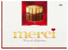 Набор конфет Merci Ассорти 675 г