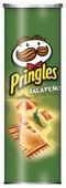 Чипсы Pringles картофельные Jalapeno