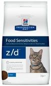 Корм для кошек Hill's Prescription Diet Food Sensitivities z/d Original