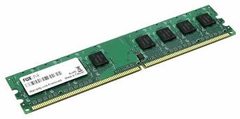 Оперативная память 2 ГБ 1 шт. Foxline FL667D2U5-2G