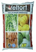 Грунт Veltorf для овощей универсальный 5 л.