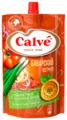 Кетчуп Calve Баварский с зеленым луком, дой-пак