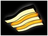 Светодиодный светильник Ambrella light FP2423 WH 90W+48W D690*500 ORBITAL