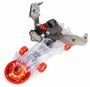 Интерактивная игрушка трансформер РОСМЭН Дикие Скричеры. Линейка 1. Скорнет (35885)