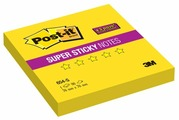 Post-it Блок-кубик Super Sticky, 76x76 мм, 90 штук (654)