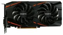 Видеокарта GIGABYTE Radeon RX 580 1340MHz PCI-E 3.0 4096MB 7000MHz 256 bit DVI HDMI HDCP Gaming Mi