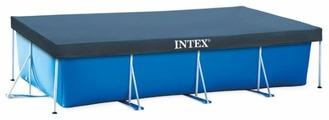 Натяжной тент Intex 28039 4.5 х 2.2 м