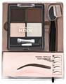 KISS Набор для моделирования бровей Beautiful Brow Kit