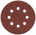 Шлифовальный круг на липучке BOSCH 2609256A23 125 мм 5 шт