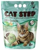 Наполнитель Cat Step Tofu Green Tea растительный комкующийся (6 л)