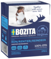 Корм для собак Bozita оленина 370г